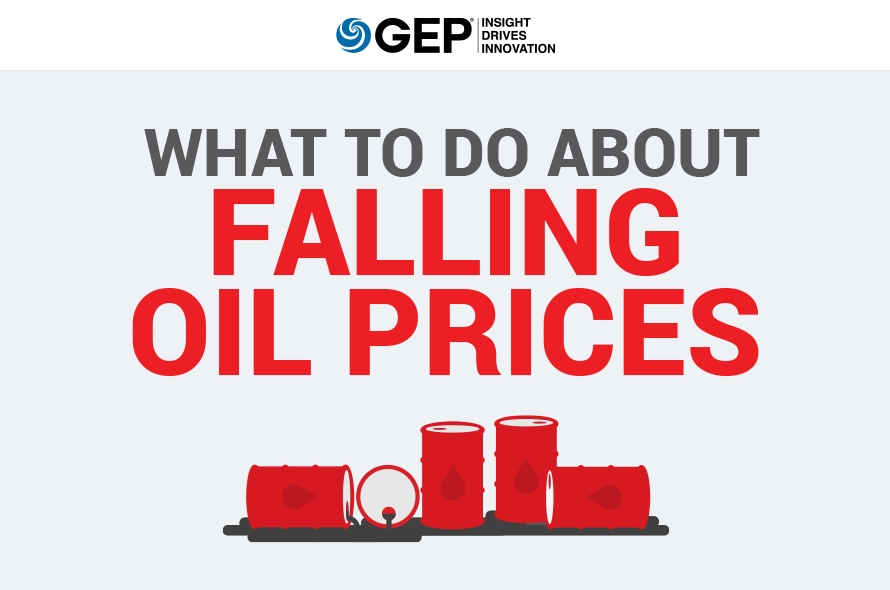 What to Do About Falling Oil Prices