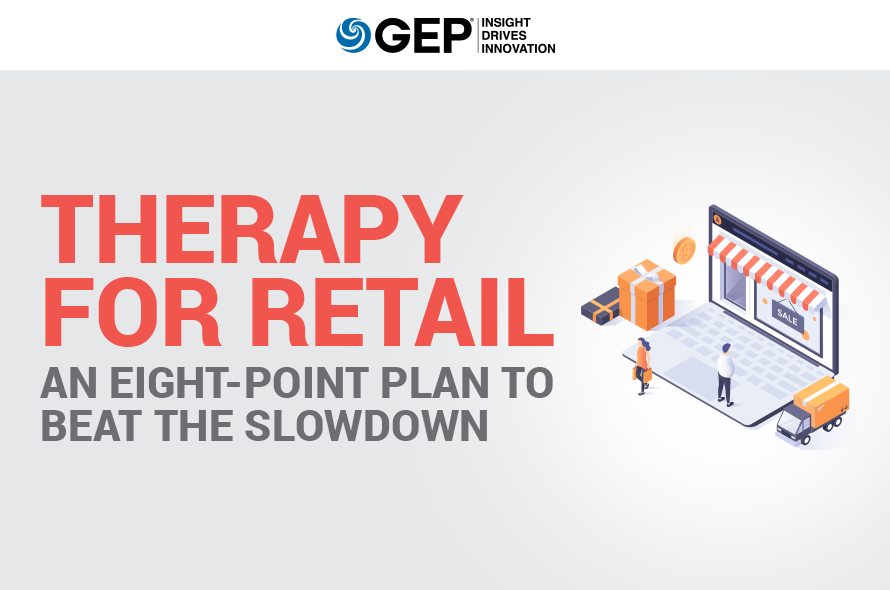 Therapy for Retail: An Eight-Point Plan to Beat the Slowdown