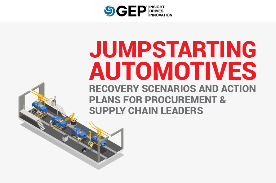 Jumpstarting Automotives: Recovery Scenarios and Action Plans for Procurement & Supply Chain Leaders