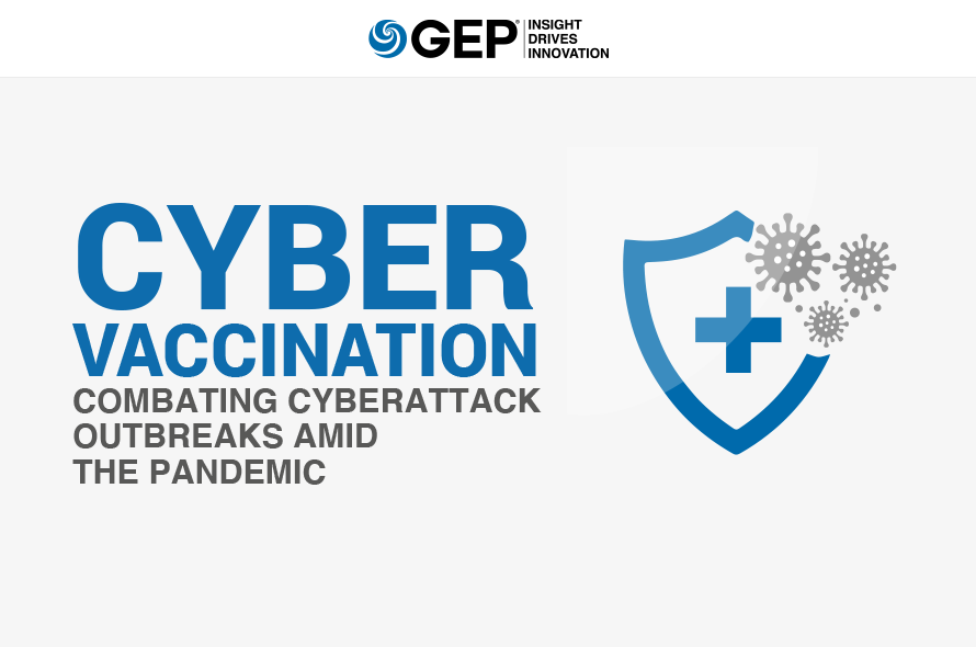 Cyber Vaccination: Combating Cyberattack Outbreaks Amid the Pandemic