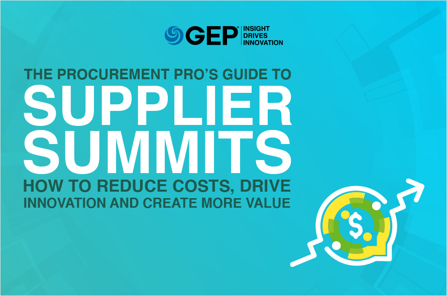 The Procurement Pro's Guide to Supplier Summits