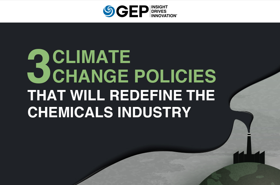Three Climate Change Policies That Will Redefine the Chemicals Industry