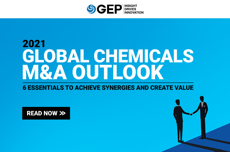 2021 Global Chemicals M&A Outlook 6 Essentials to Achieve Synergies and Create Value