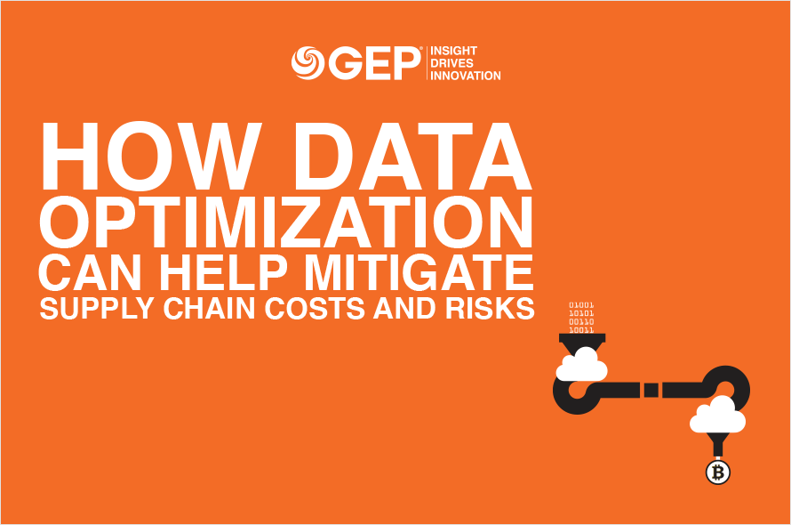 How Data Optimization Can Help Mitigate Supply Chain Costs and Risks