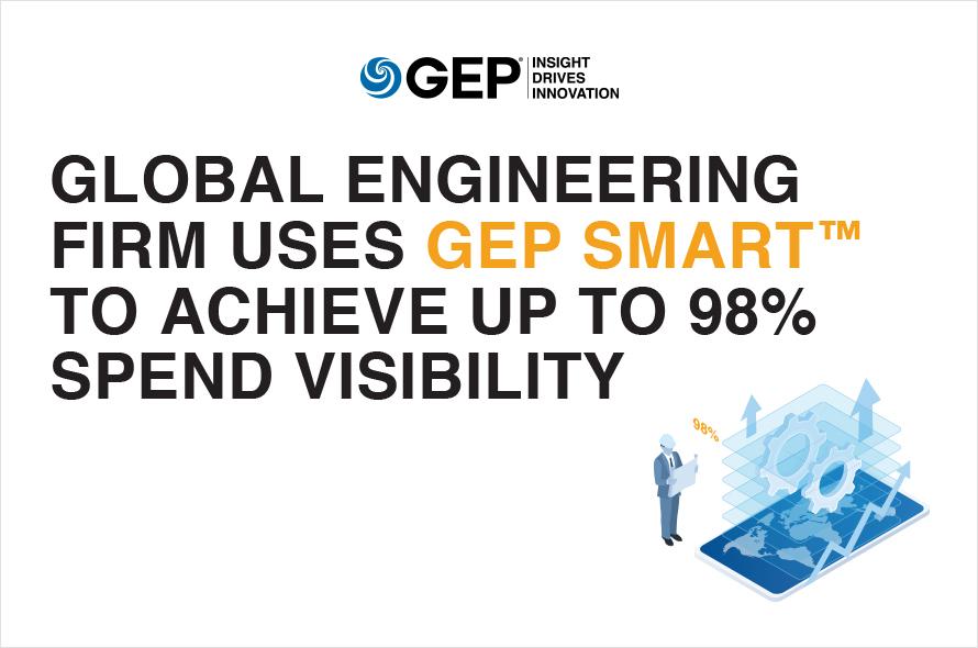 Global Engineering Firm Uses GEP SMART
