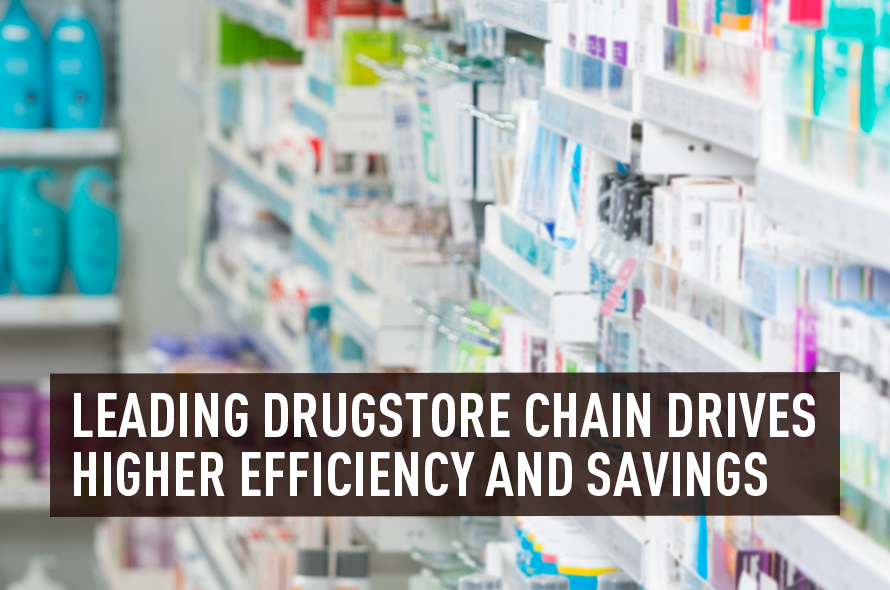 Leading Drugstore Chain Drives Higher Efficiency and Savings with GEP SMART
