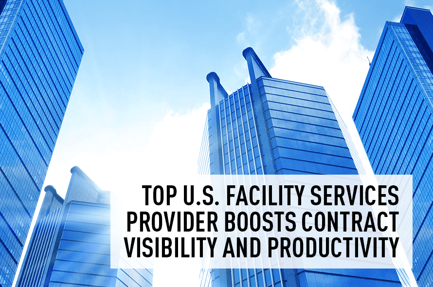 Top US Facility Services Provider Boosts Contract Visibility and Productivity with GEP SMART