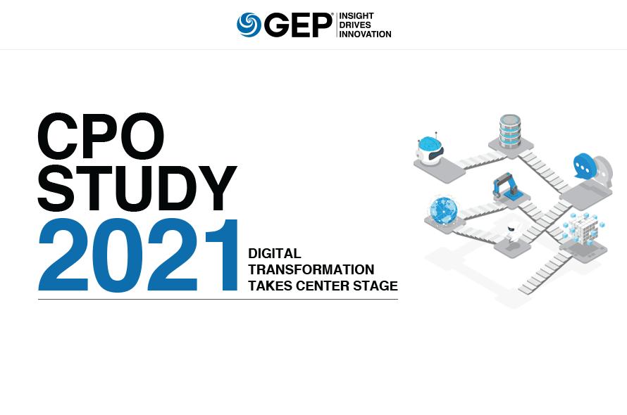 CPO Study 2021: Digital Transformation Takes Center Stage