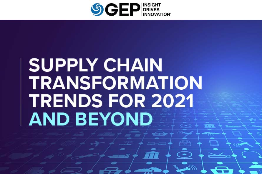 Supply Chain Trends for 2021 and Beyond