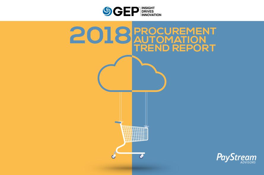 2018 Procurement Automation Trend Report