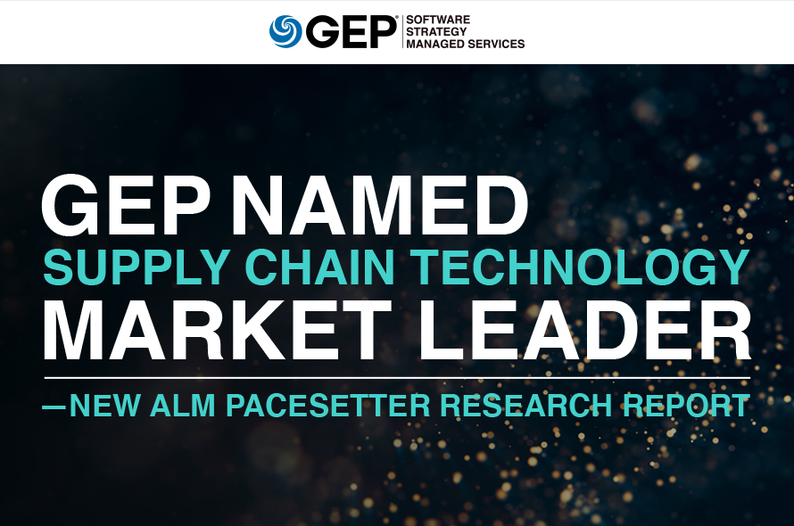 GEP Named a Supply Chain Technology Market Leader