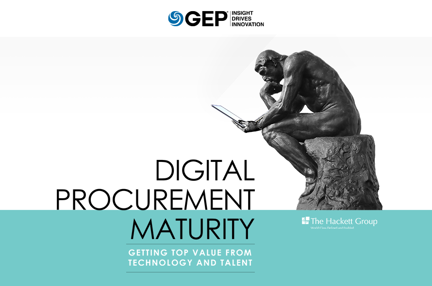 Digital Procurement Maturity