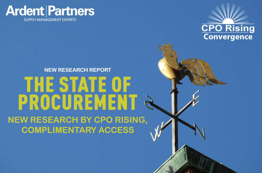 Does Your Procurement Team Measure Up? – New Research from CPO Rising