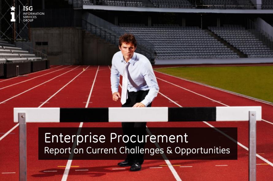 Enterprise Procurement – Report on Current Challenges & Opportunities  | Download Report