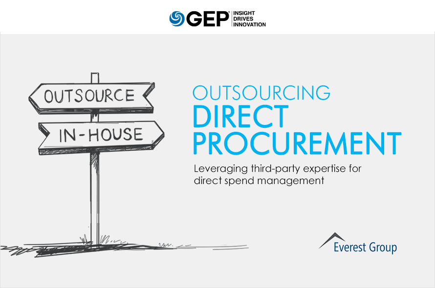 Is It Time to Outsource Direct Spend Categories?
