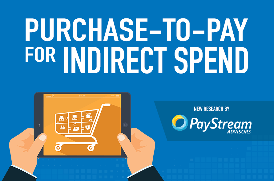 2016 Purchase-to-Pay for Indirect Spend Report