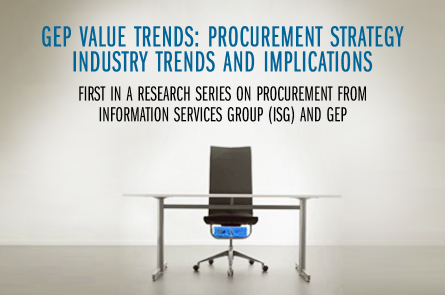 GEP Value Trends: Procurement Strategy