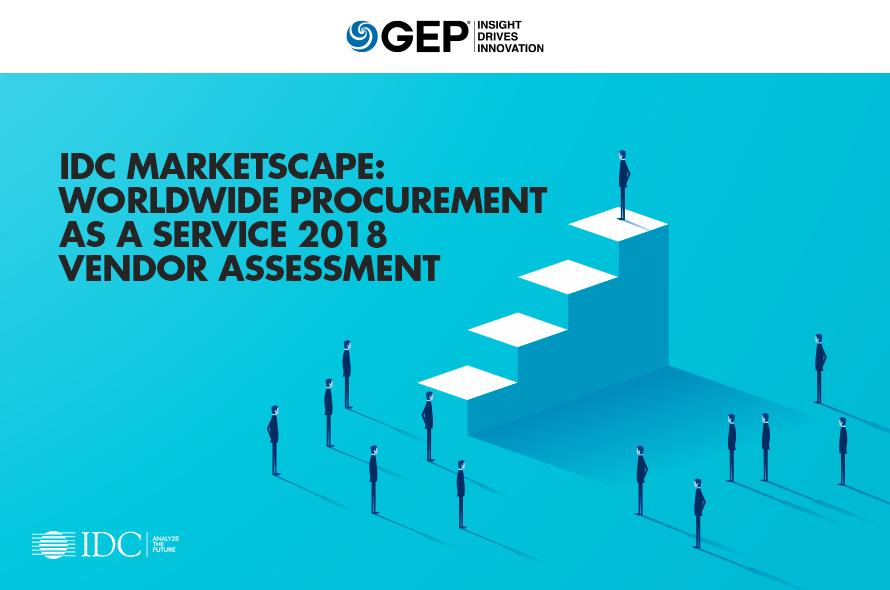 IDC MarketScape: Worldwide Procurement as a Service 2018 Vendor Assessment