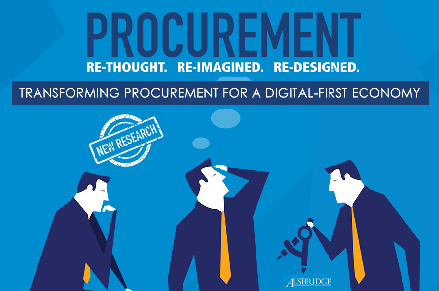 Transforming Procurement for a Digital First Economy