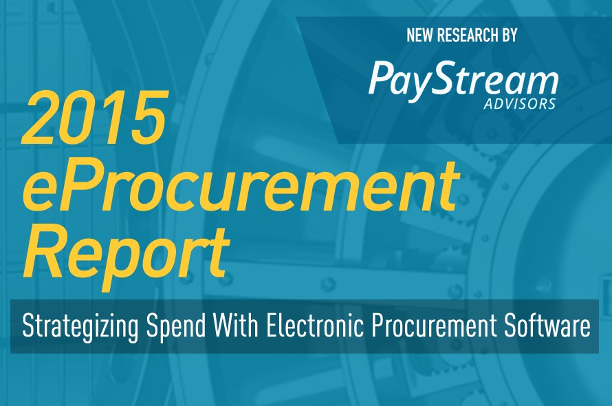 2015 eProcurement Report