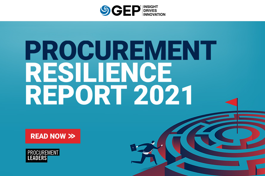 Procurement Resilience Report 2021