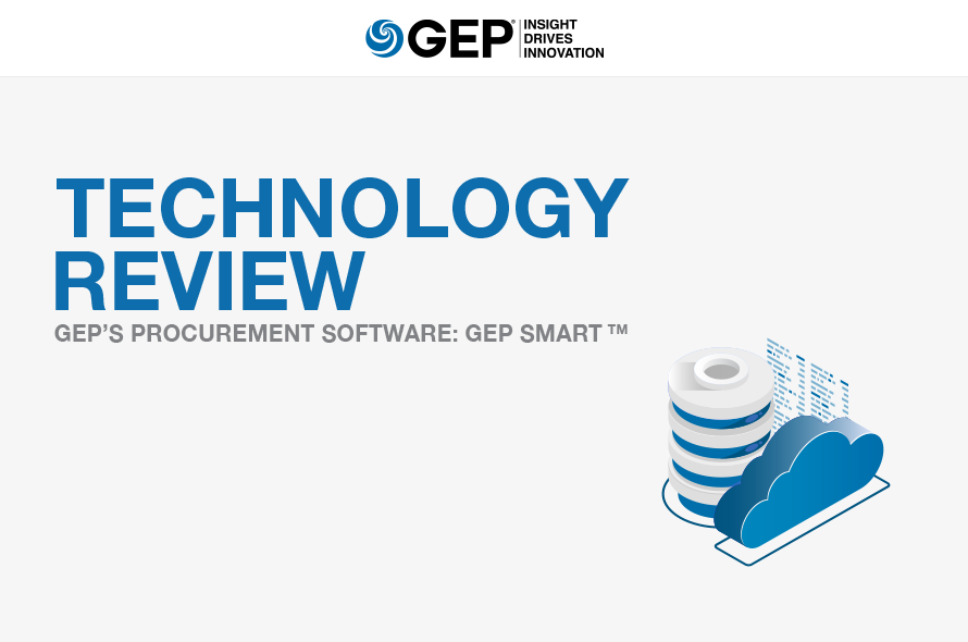 Procurement Software Review: Spend Matters Deep-Dive on GEP SMART