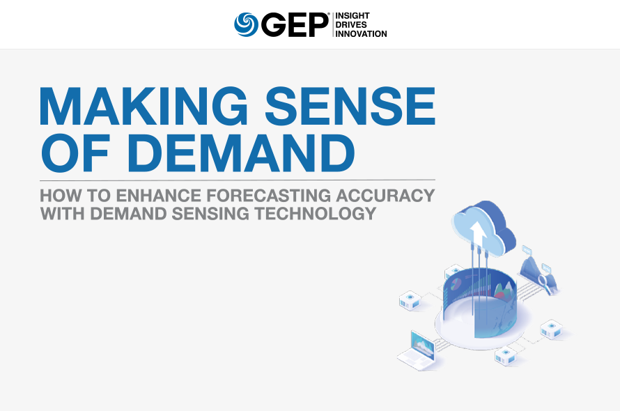 Making Sense of Demand: How to Enhance Forecasting Accuracy With Demand Sensing Technology