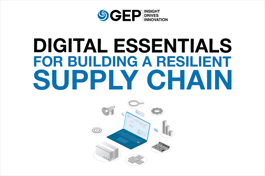 Digital Essentials For Building A Resilient Supply Chain