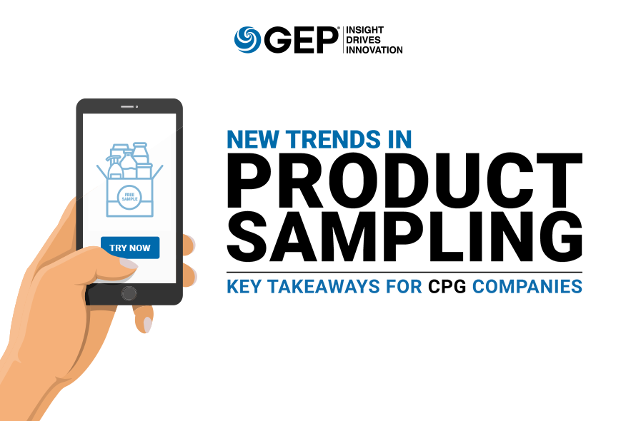 New Trends in Product Sampling | Key Takeaways for CPG Companies
