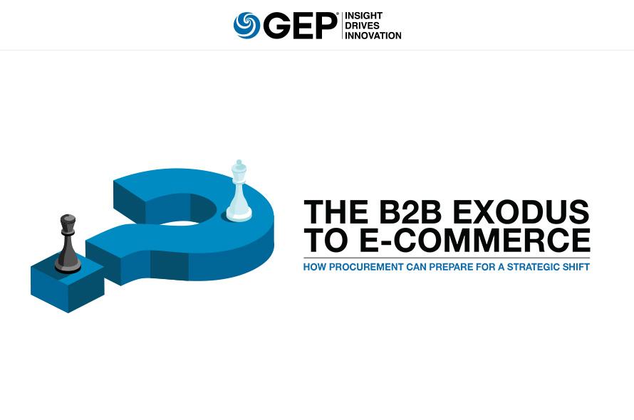 The B2B Exodus to E-Commerce