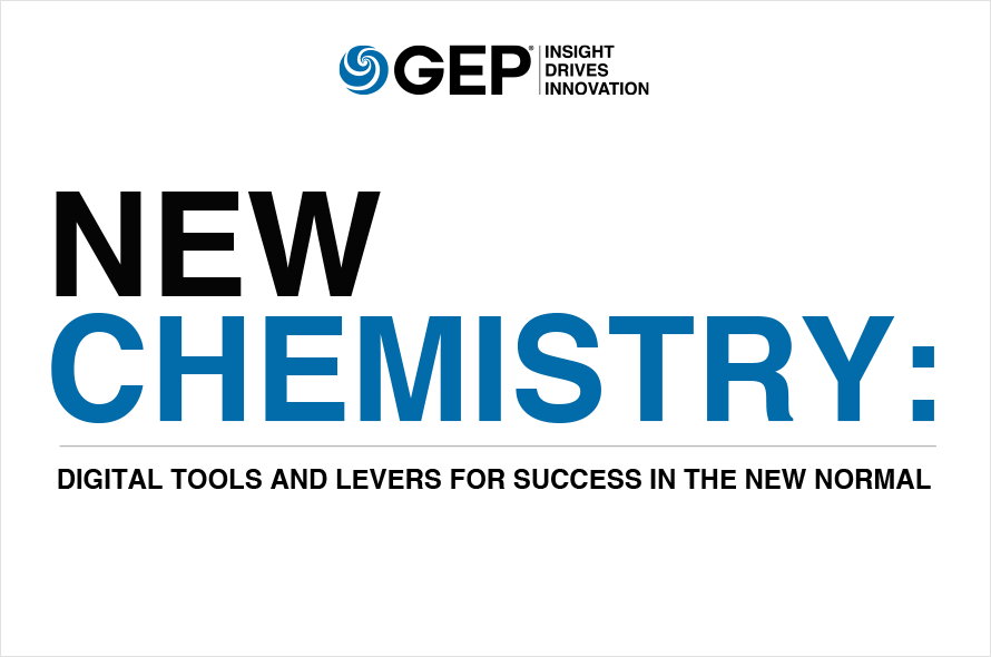 New Chemistry: Digital Tools and Levers for Success in the New Normal