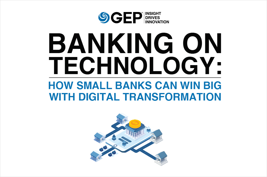 Banking on Technology: How Small Banks Can Win Big With Digital Transformation