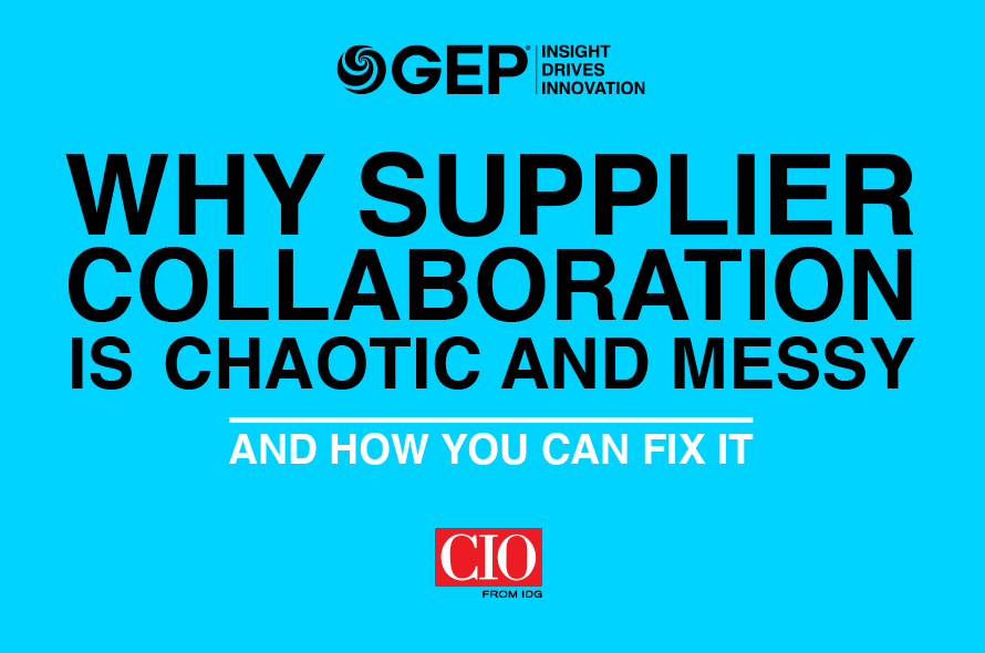 Why Supplier Collaboration Is Chaotic and Messy (And How You Can Fix It)