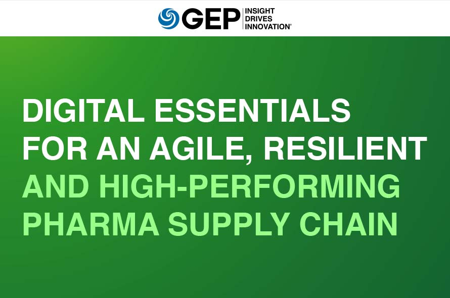 Digital Essentials for an Agile, Resilient and High-Performing Supply Chain
