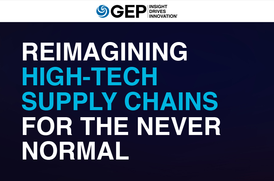 Reimagining High-Tech Supply Chains for the Never Normal