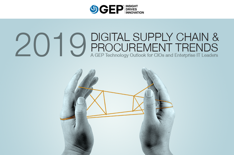 2019 Digital Supply Chain & Procurement Trends