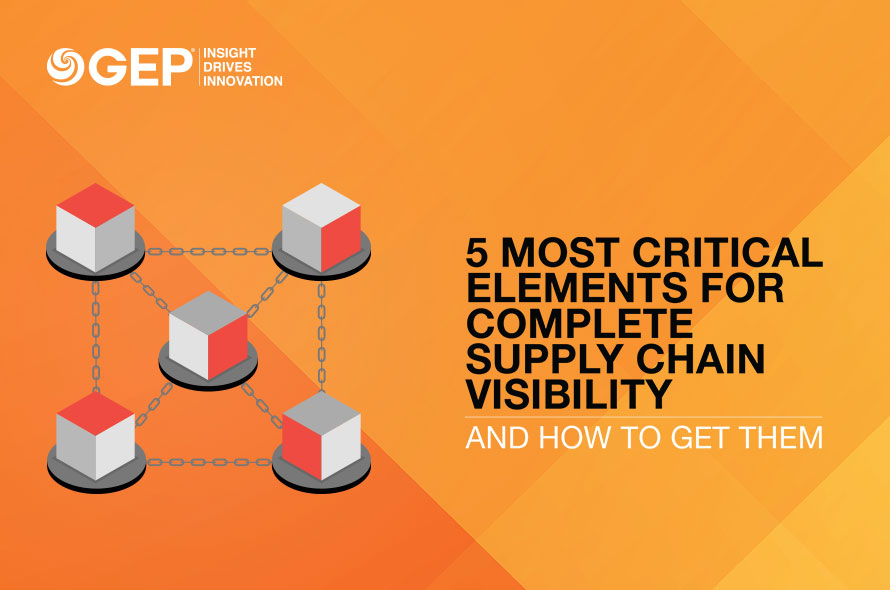 5 Most Critical Elements for Complete Supply Chain Visibility (And How To Get Them)