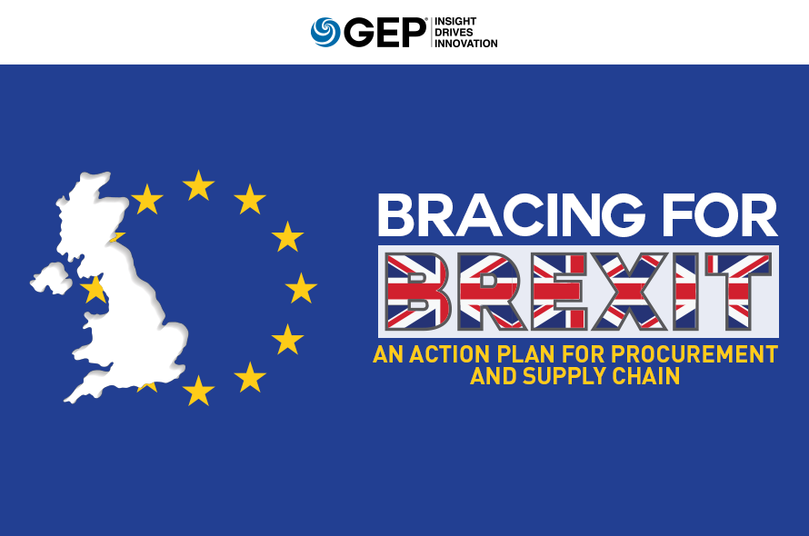 Bracing for Brexit: An Action Plan for Procurement and Supply Chain