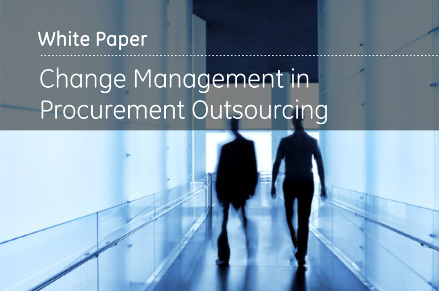Change Management in Procurement Outsourcing