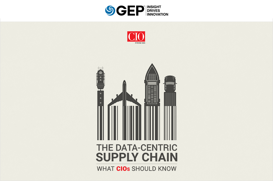 The Data-Centric Supply Chain: What CIOs Should Know