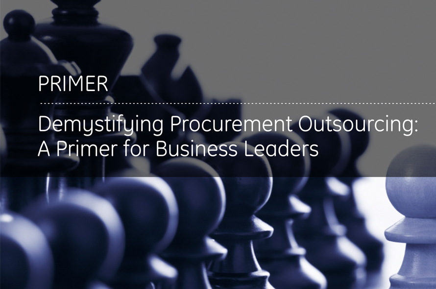 Demystifying Procurement Outsourcing: A Primer for Business Leaders