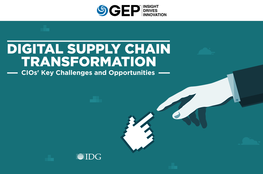Digital Supply Chain Transformation: CIOs Key Challenges and Opportunities