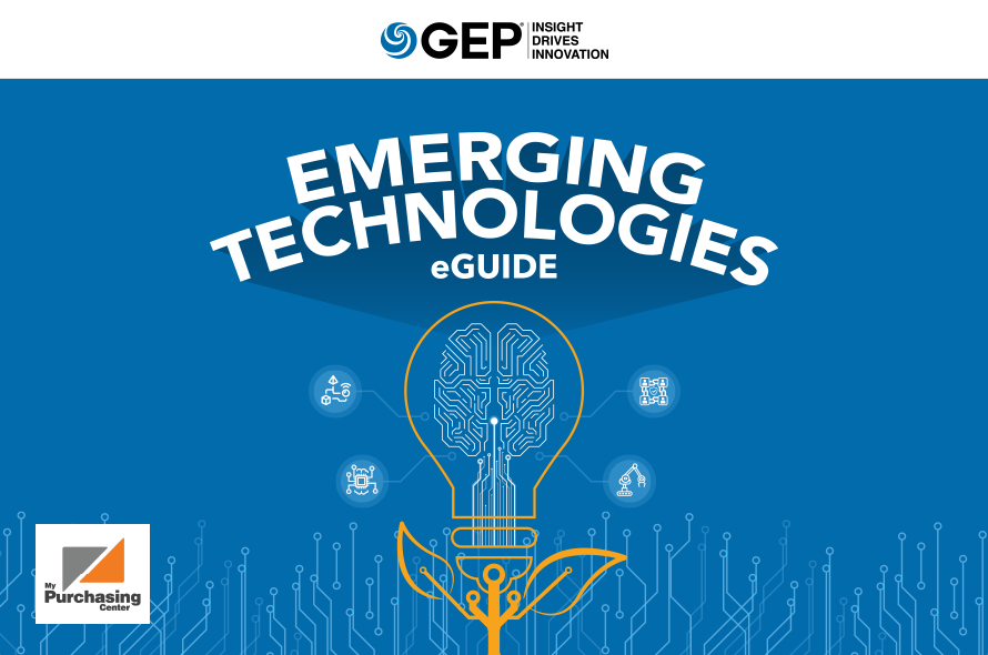 How Emerging Technologies Are Reshaping the Procurement Function