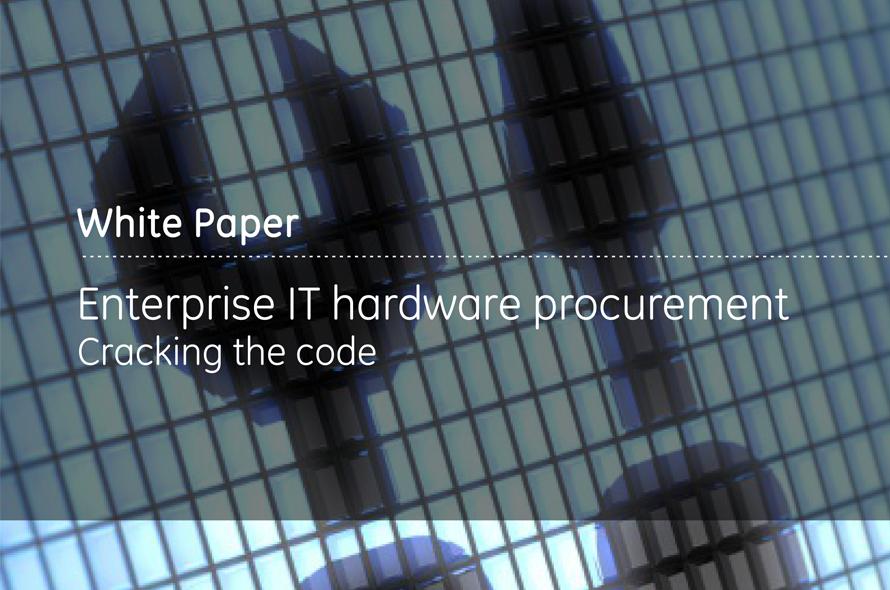 Enterprise IT Hardware Procurement Cracking the Code