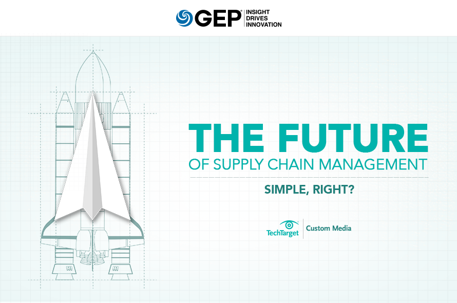 The Future of Supply Chain Management