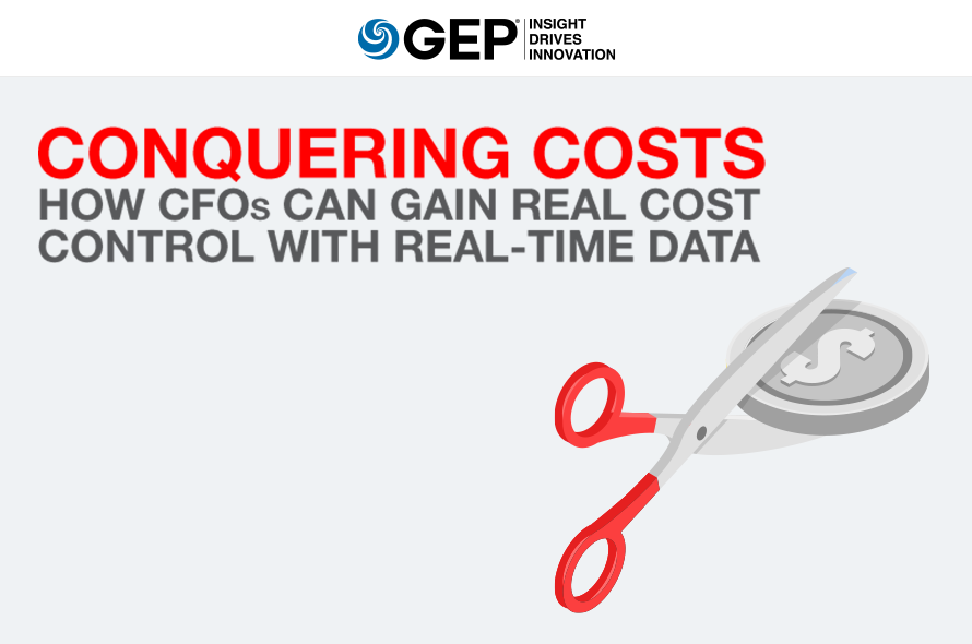 Conquering Costs: How CFOs Can Gain Real Cost Control with Real-Time Data