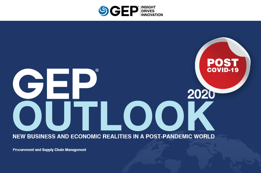 GEP Outlook 2020: New Business & Economic Realities in a Post-Pandemic World