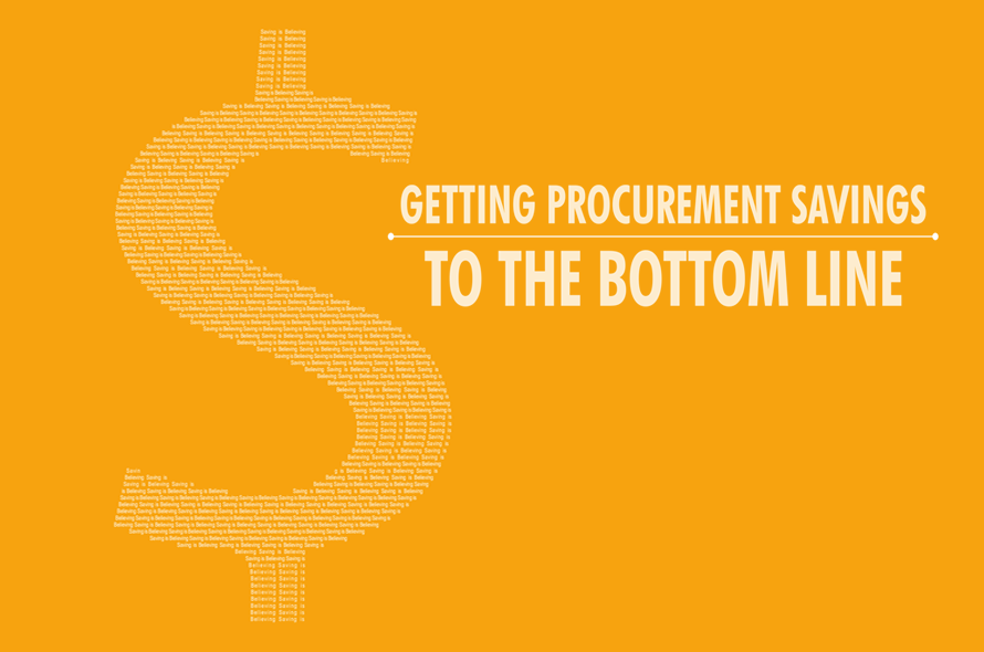 Getting Procurement Savings to the Bottom Line