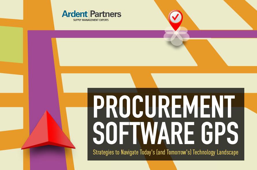 Procurement GPS: Strategies to Navigate the Technology Landscape