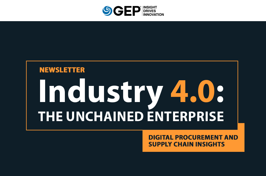 Industry 4.0: The Unchained Enterprise